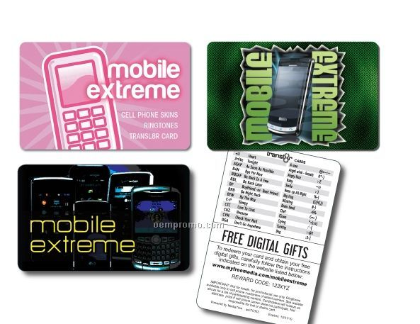 Mobile Extreme Card