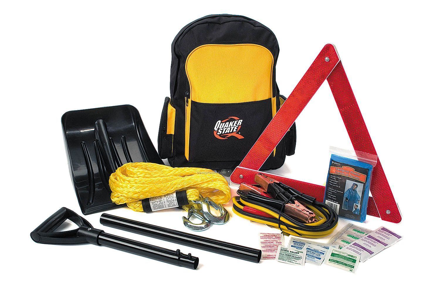 Be Prepared Road Hazard Kit