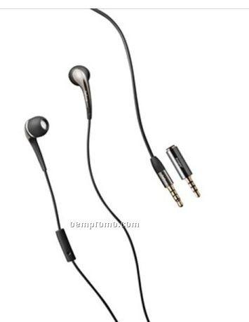 Jabra Rhythm Corded Headset - Black