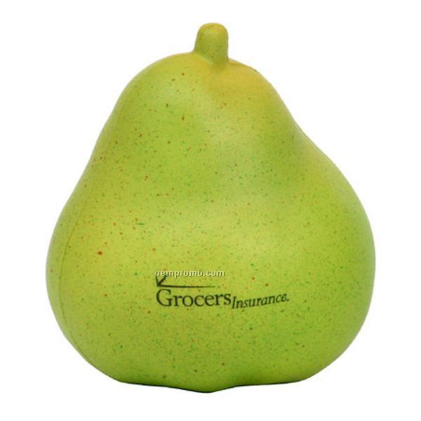 Pear Squeeze Toy