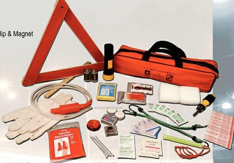 Blacktop Road Hazard Kit In A Soft Pack Bag