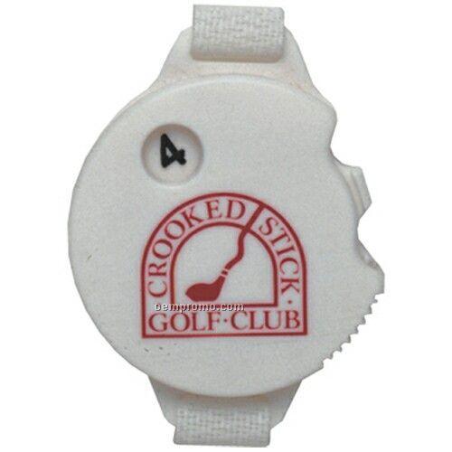 Golf Stroke Counter China Wholesale Golf Stroke Counter