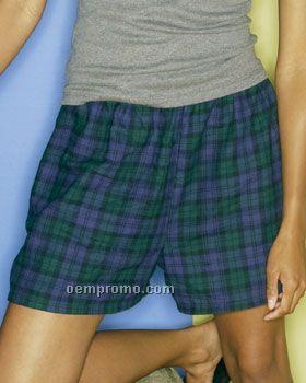 Robinson Apparel Flannel Short (S-xl)