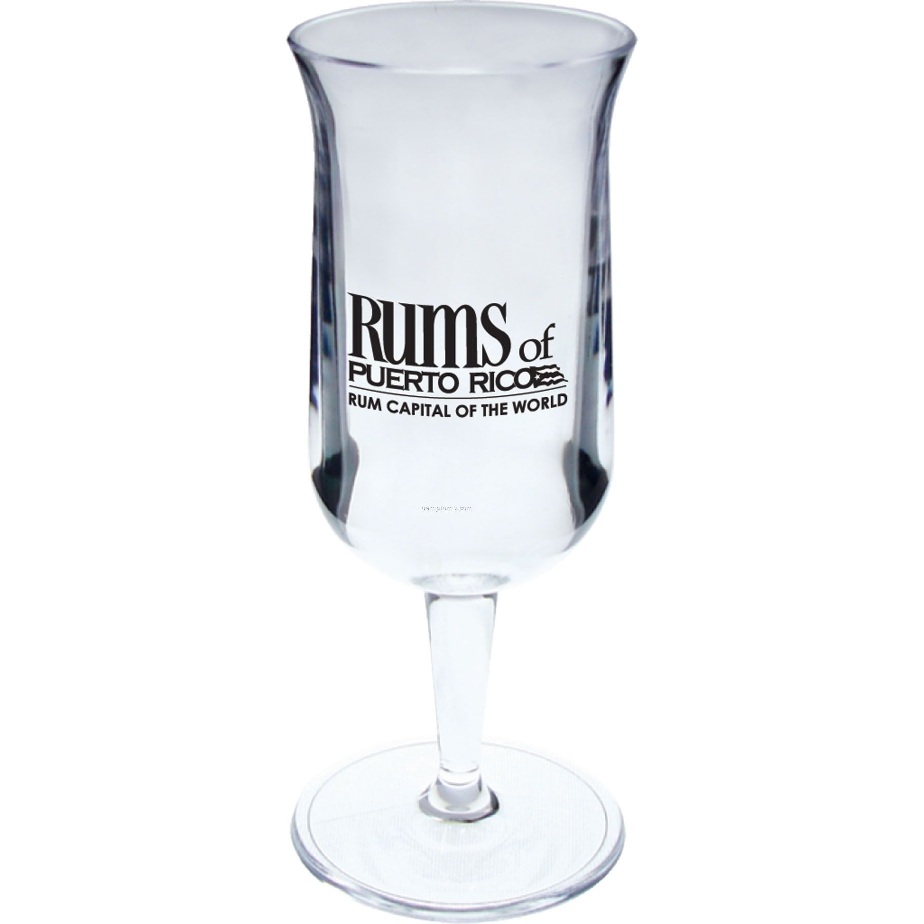 2 Oz. Styrene Hurricane Glass