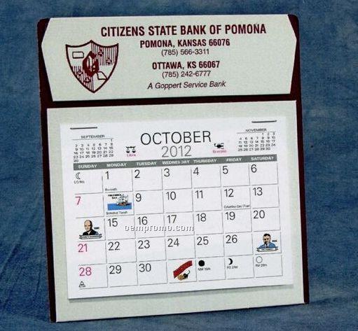 Ambassador Nu-leth-r Desk Calendar (January - April)