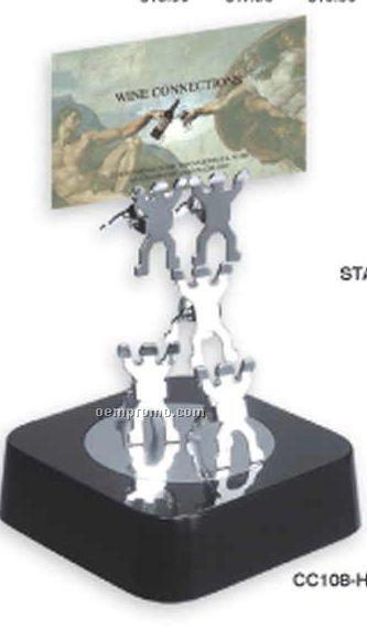 Magnetic Sculpture Block - Human Clip
