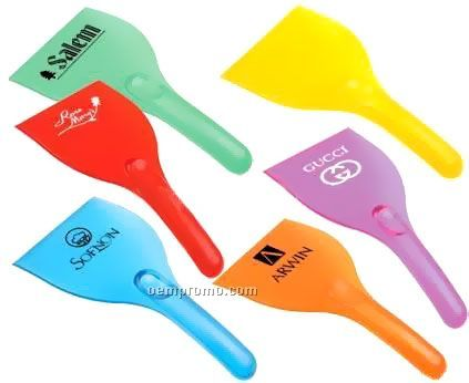 Plastic Snow Shovel