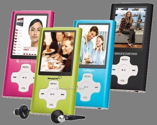 Portable Media Player & Camera (8 Gb)
