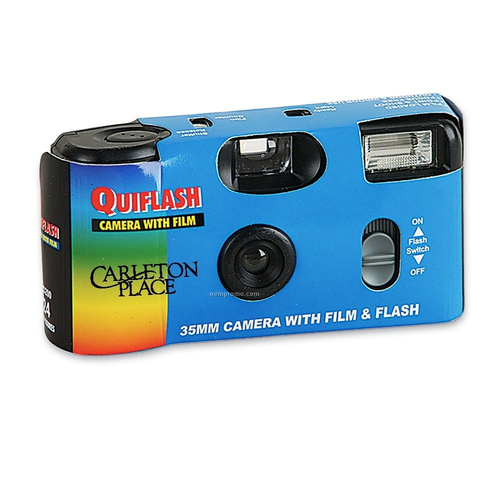 Polaroid Instant Digital Camera Black Snap