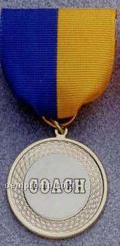 """7/8"""" Kromafusion Medallion (Alphabet Soup Line)"""