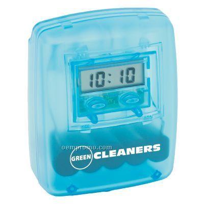 Premium Liquid Powered Clock