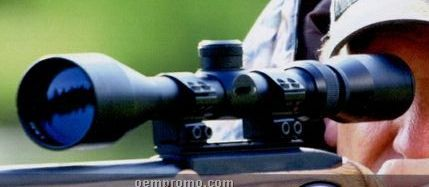 3d Series Rifle Scopes W/ Multiplex Reticle (3.5 To 10x44mm)