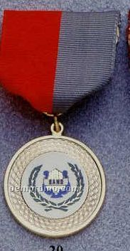 "7/8"" Kromafusion Medallion (Music Line)"