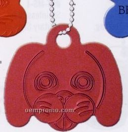 Dog Face Pet / Id Tag