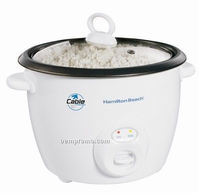 Rice in microwave pressure cooker