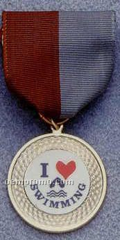 "7/8"" Kromafusion Medallion (I Love Line)"
