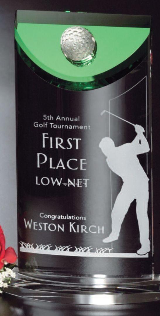 "Sports Gallery Birdie Award (9 1/4"")"