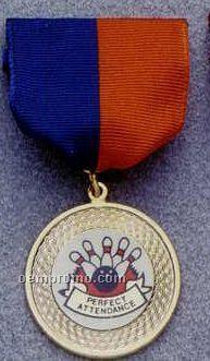 "7/8"" Kromafusion Medallion (Bowling Line) With Drape"