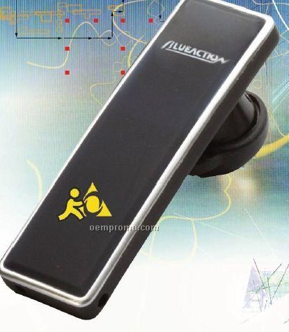 """Slim Bluetooth Wireless Headset (5/8""""X2""""X3/16"""")"""