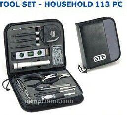 Tool Kit W/Flashlight & Screwdriver
