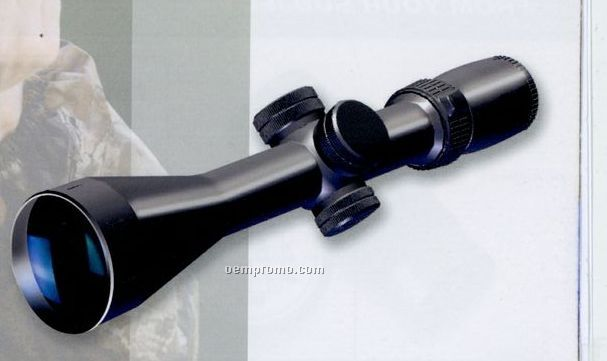 3d Series Rifle Scopes W/ Multiplex Reticle (6 To 18x50mm)