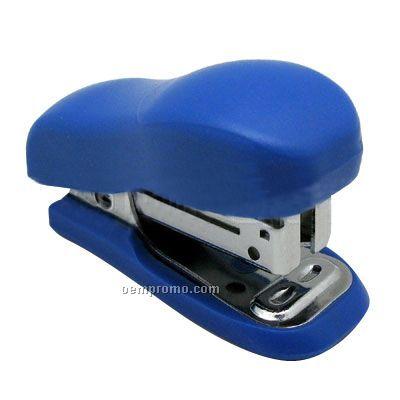 Blue Mini Stapler