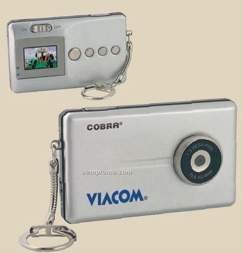 Digital Camera Keychain