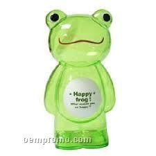 Plastic Frog Bank