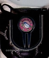 Black Magna Shoe Tool W/ Crystal Mark
