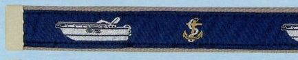 Embroidered Pattern Belt With Adjustable Leather Tip (Express Cruiser)