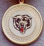 Medallion Kromafusion Team Mascot - Bear Insert