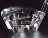 "Sports Gallery Crystal Driver Award (3 1/4"")"