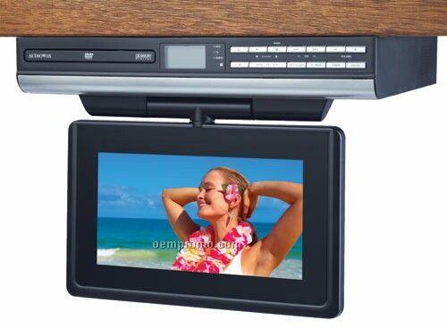 Ve927 Drop Down Flat Panel Tv W/ DVD Player