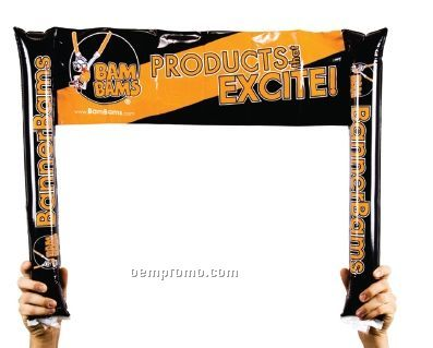 Banner Bams Inflatable Noise Makers - Pairs (Economy)
