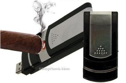 Custom Cigar Lighter USB Hard Drive
