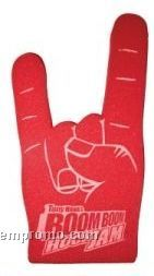 "Hook 'em Foam Hand Mitt - 17"" (Group3)"