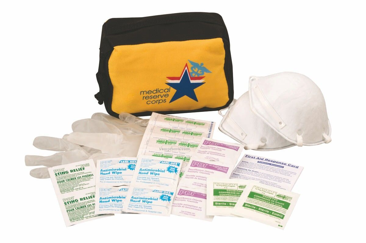 Stay Healthy First Aid Kit