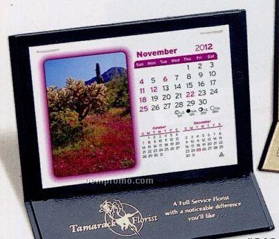 The Jackson Warwick Premier Desk Calendar (January - April)