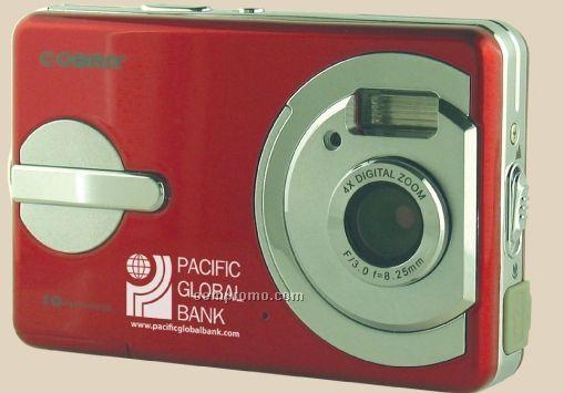 "2.5"" Color Display + 4x Digital Zoom 10 Mp Camera"