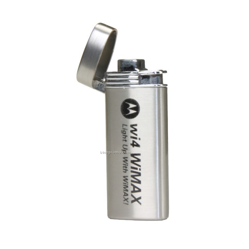 Metal Turbo Flameless Lighter