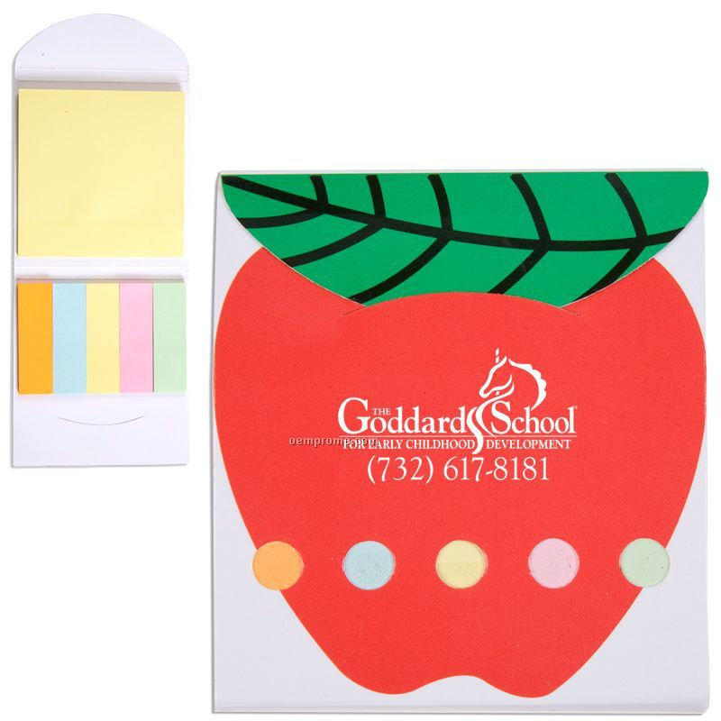 Pocket Sticky Note Memo Book - Appointment