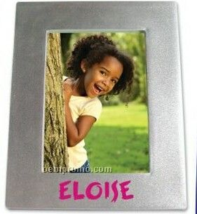 Silver Picture Frame (Printed)
