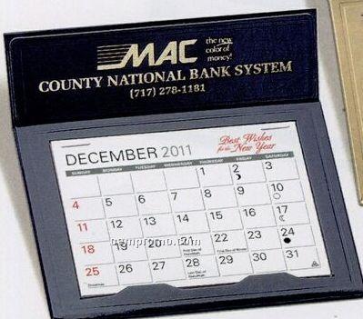 The Madison Warwick Premier Desk Calendar (After April)