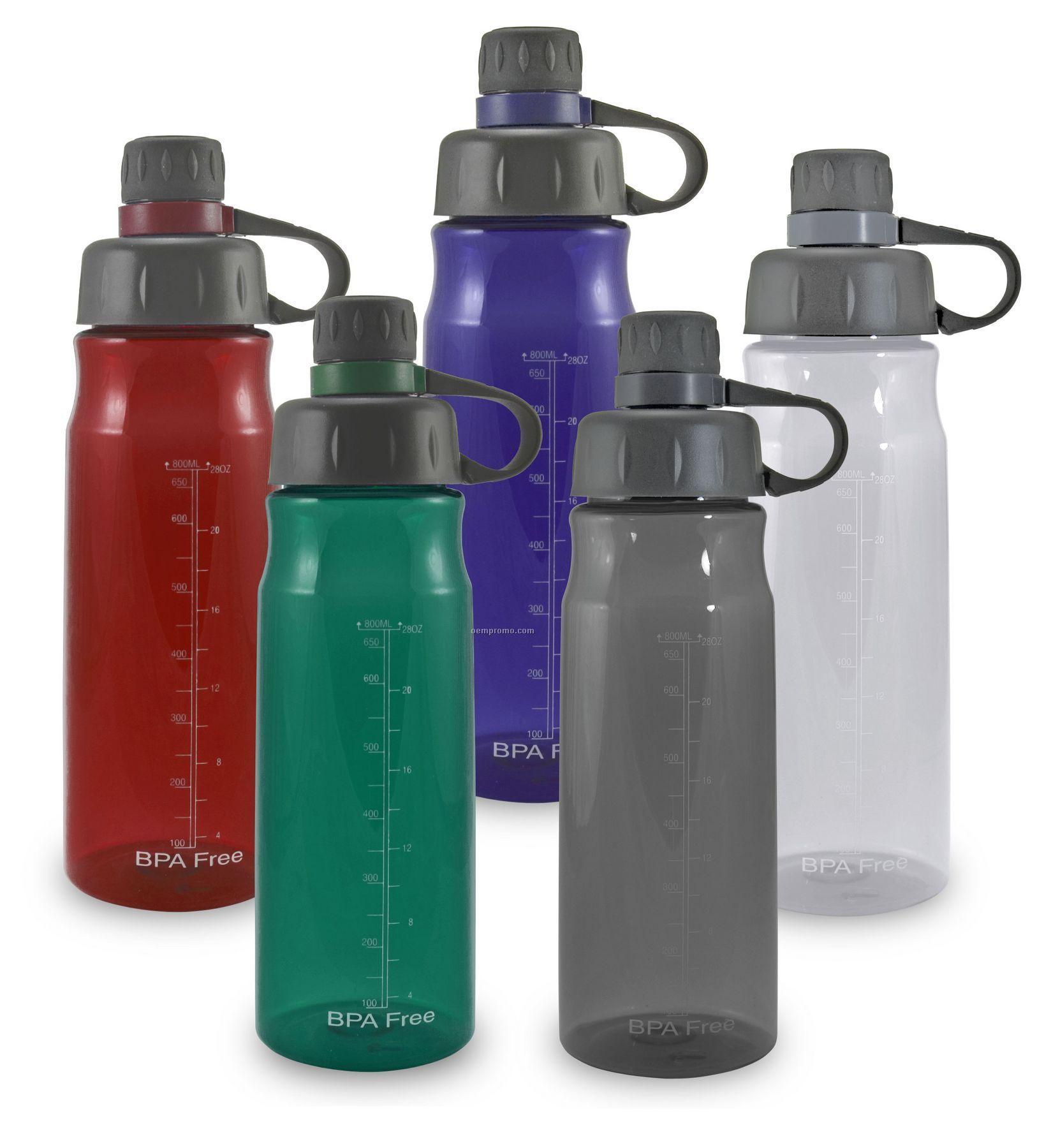 28 Oz. Bpa-free Polycarb Sport Bottle