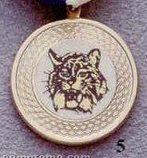 Medallion Kromafusion Team Mascot - Bobcat Insert