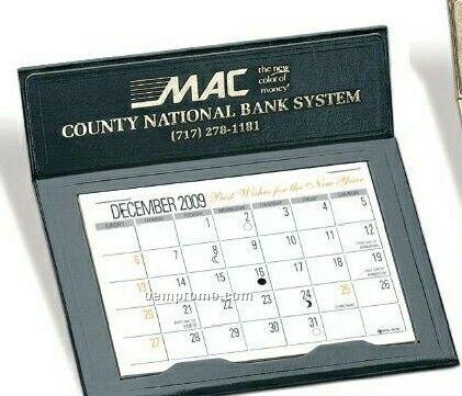 The Madison Warwick Premier Desk Calendar (January - April)