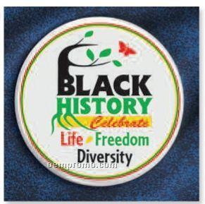 Celebrate Life, Freedom, Diversity Button