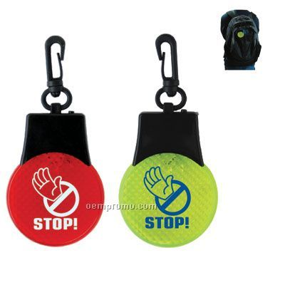Clip-on Safety Light (Direct Import)