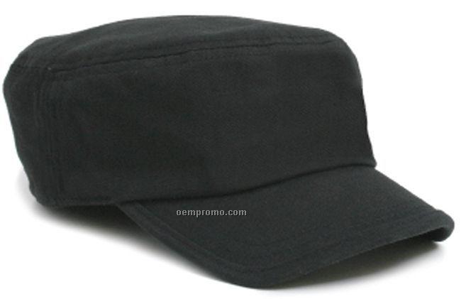 Imprintable Military Caps (One Size)
