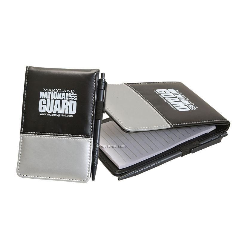 Mini-jotter Notepad W/Calculator